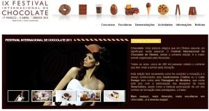 Internacional Chocolate Festival 2011 Óbidos
